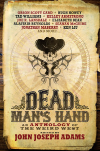Cover: Dead Man's Hand from Titan Books
